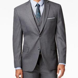 Alfani Medium Grey Suit Jacket SZ 42R NWT